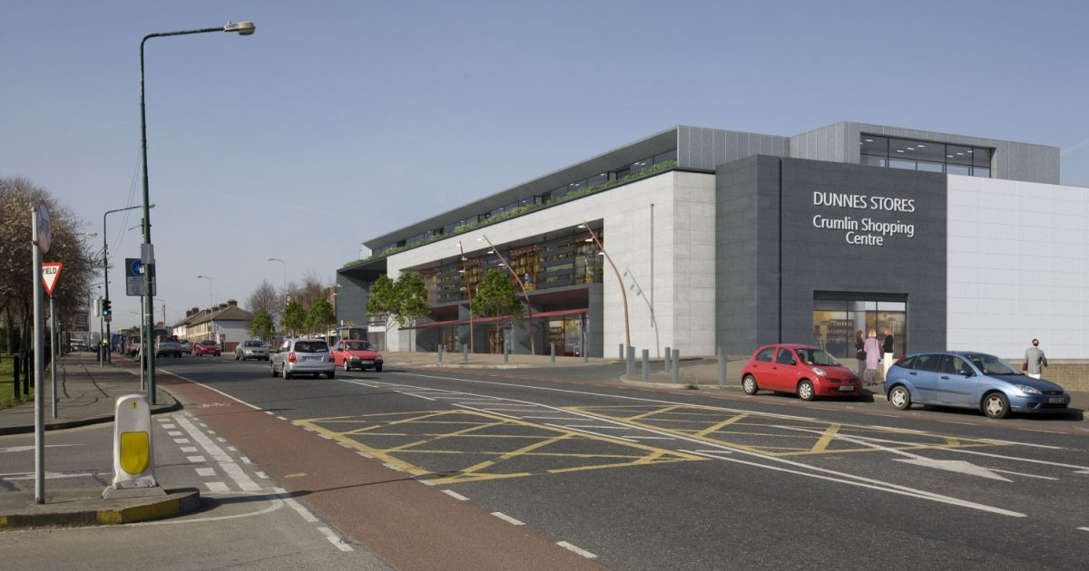 Proposed Redevelopment of Dunnes Stores, Crumlin